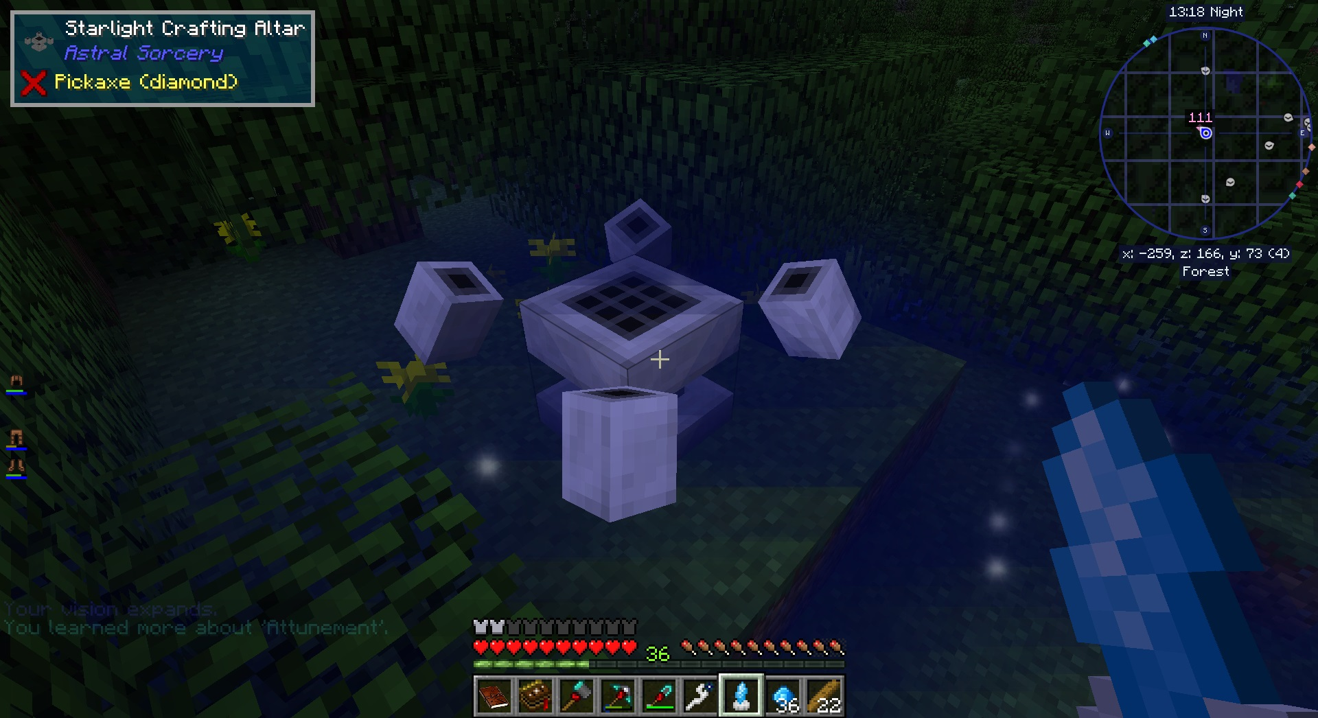 Minecraft Billionaire #5 Astral Sorcery Exploration編 – ak's