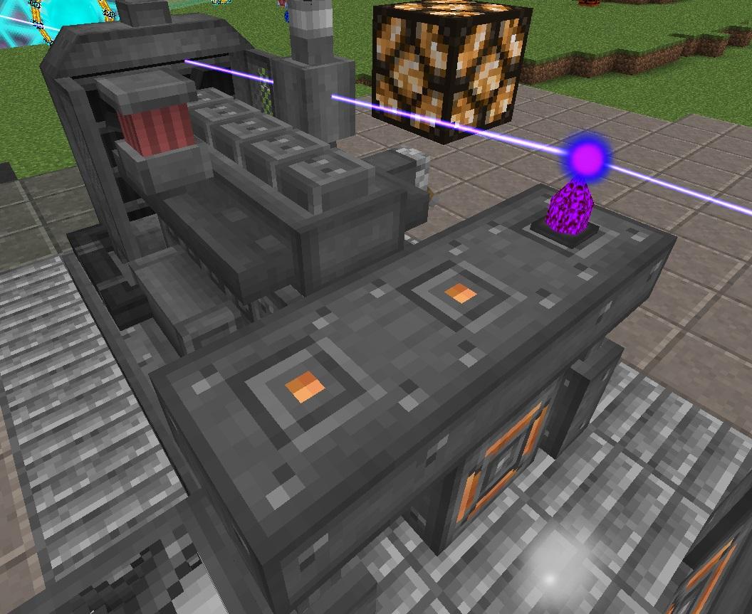 Diesel Generator Minecraft